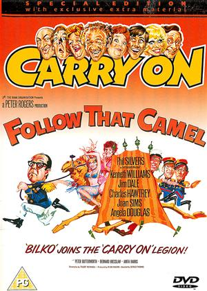 Carry On: Follow That Camel Online DVD Rental
