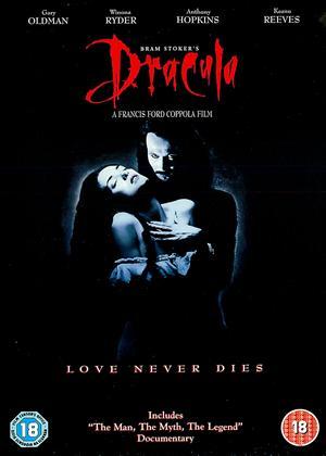 Rent Bram Stoker's Dracula Online DVD Rental