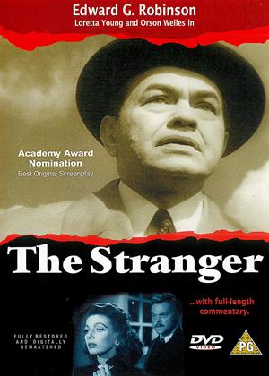 Rent The Stranger Online DVD Rental