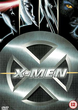 X-Men: The Movie Online DVD Rental