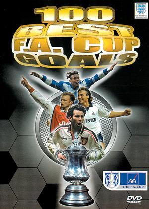 Rent 100 Best F.A. Cup Goals Online DVD Rental