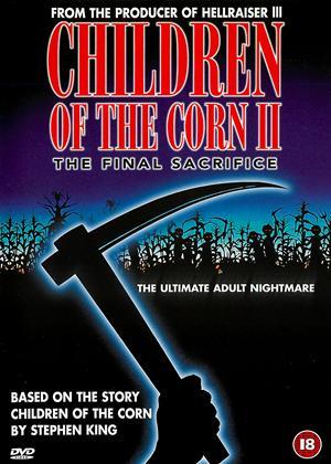 Rent Children of the Corn 2: The Final Sacrifice Online DVD Rental