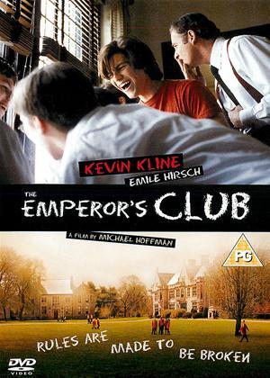 Rent The Emperor's Club Online DVD Rental