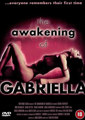 Rent The Awakening of Gabriella Online DVD Rental