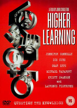 Rent Higher Learning Online DVD & Blu-ray Rental
