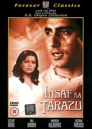 Rent The Scales of Justice (aka Insaf Ka Tarazu) Online DVD Rental