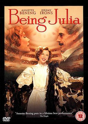 Rent Being Julia Online DVD Rental
