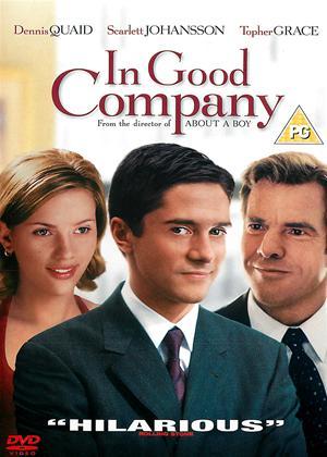 Rent In Good Company Online DVD Rental