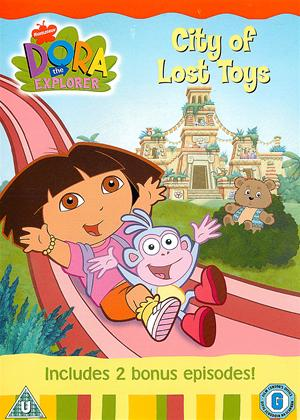 Rent Dora the Explorer: City of Lost Toys Online DVD Rental