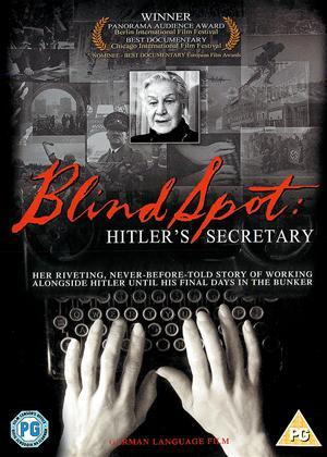 Rent Blind Spot: Hitler's Secretary (aka Im toten Winkel - Hitlers Sekretärin) Online DVD Rental