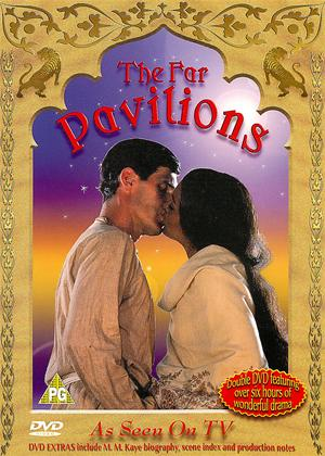Rent The Far Pavilions Online DVD & Blu-ray Rental