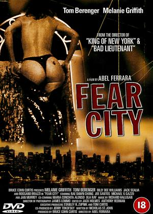 Rent Fear City Online DVD Rental