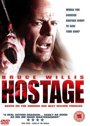 Hostage Online DVD Rental
