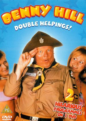Benny Hill: Double Helpings! Online DVD Rental