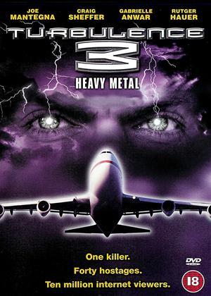 Rent Turbulence 3: Heavy Metal Online DVD Rental