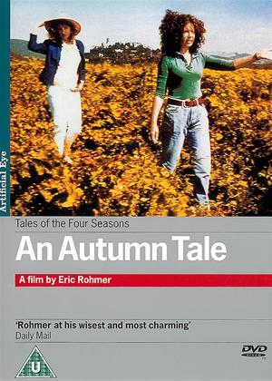 An Autumn Tale Online DVD Rental