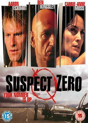 Rent Suspect Zero Online DVD Rental