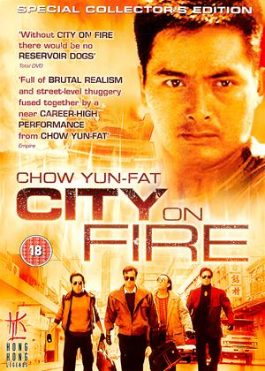 City on Fire Online DVD Rental
