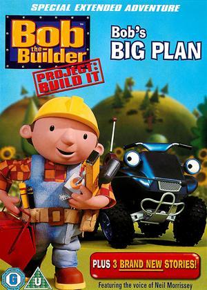 Rent Bob the Builder: Bob's Big Plan Online DVD Rental