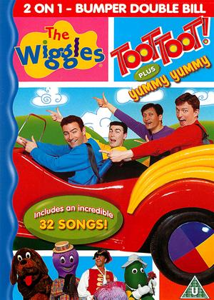 Rent The Wiggles: Toot Toot! / Yummy Yummy Online DVD Rental