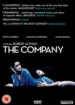 Rent The Company Online DVD Rental