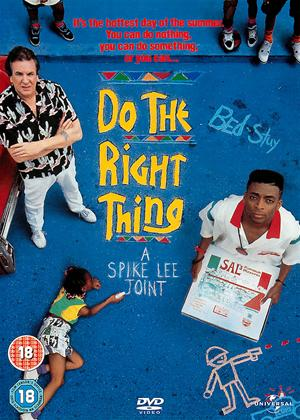 Rent Do the Right Thing (aka Heatwave) Online DVD & Blu-ray Rental