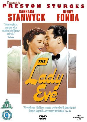 The Lady Eve Online DVD Rental