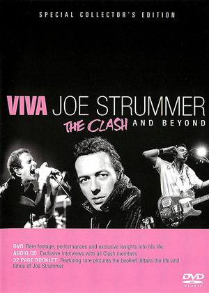 Rent Viva Joe Strummer: The Clash and Beyond Online DVD Rental