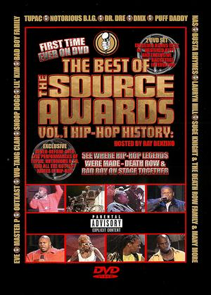 Rent The Best of the Source Awards: Vol.1 Online DVD Rental