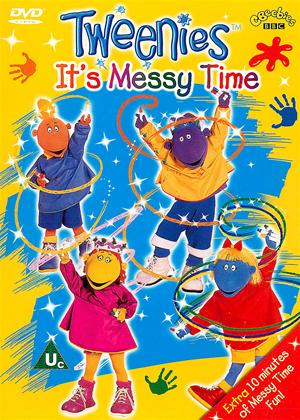 Rent Tweenies: It's Messy Time Online DVD Rental