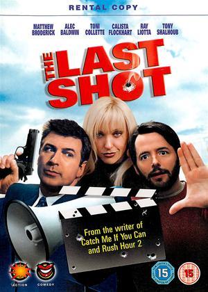 Rent The Last Shot Online DVD Rental