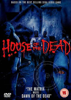 Rent House of the Dead Online DVD Rental