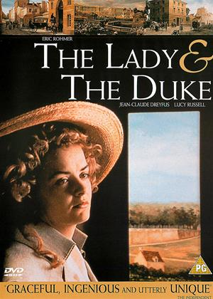 Rent The Lady and the Duke (aka L'anglaise et le duc) Online DVD & Blu-ray Rental