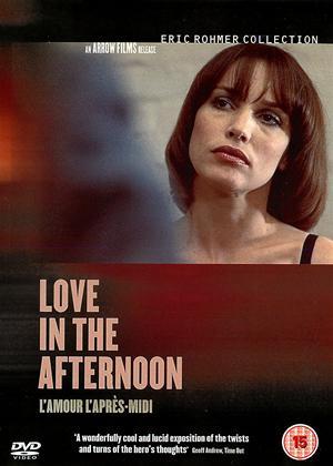 Rent Love in the Afternoon (aka L' Amour l'après-midi) Online DVD & Blu-ray Rental