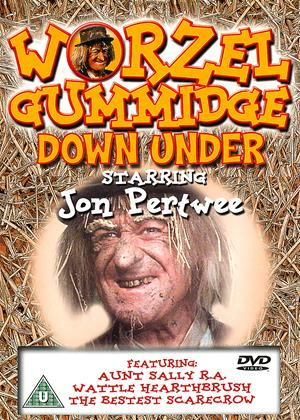 Image result for worzel gummidge down under