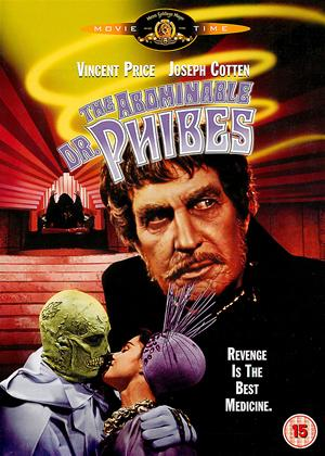 The Abominable Dr. Phibes Online DVD Rental