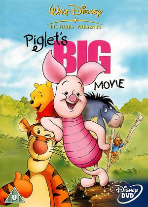 Rent Piglet's Big Movie Online DVD Rental