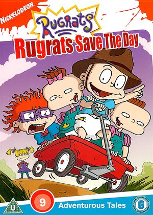 Rent Rugrats Save the Day Online DVD Rental