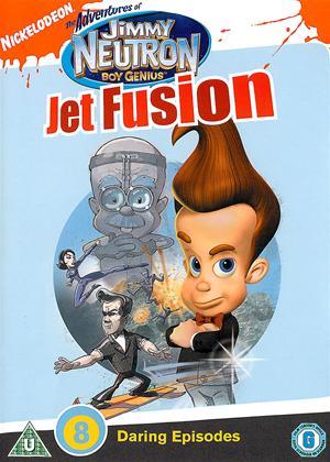 Rent Jimmy Neutron: Boy Genius: Jet Fusion Online DVD Rental