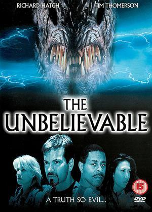 Rent The Unbelievable Online DVD Rental