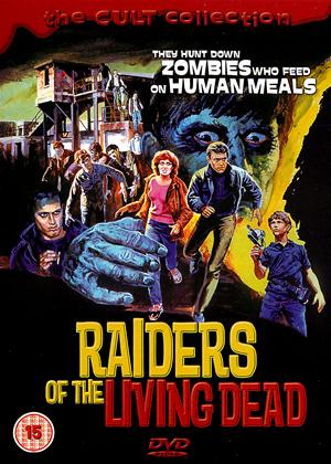 Raiders of the Living Dead Online DVD Rental