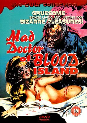 Rent Mad Doctor of Blood Island Online DVD Rental