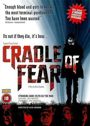 Rent Cradle of Fear Online DVD Rental