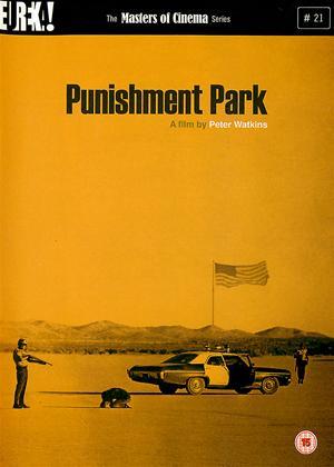 Rent Punishment Park Online DVD Rental