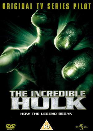 Rent The Incredible Hulk: Original TV Series Pilots Online DVD Rental