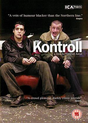 Rent Control (aka Kontroll) Online DVD Rental
