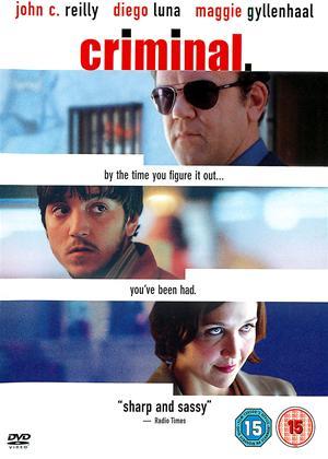 Rent Criminal Online DVD Rental