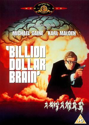 Rent Billion Dollar Brain Online DVD Rental