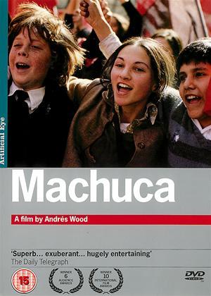 Rent Machuca Online DVD Rental