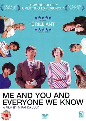 Rent Me and You and Everyone We Know Online DVD Rental